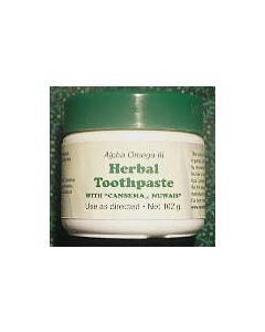AOIII Herbal Toothpaste