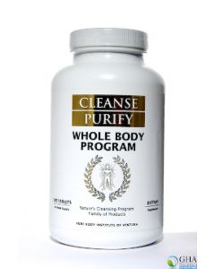 Whole Body Program - ALL-In-One Body Cleanse