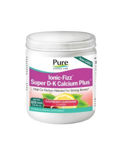 Ionic-Fizz Calcium Plus 342gm -Mixed Berry
